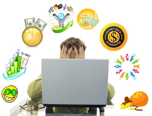 Как зарабатывать в интернете