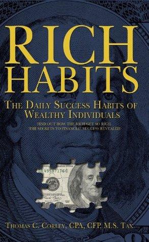 привычки богатых людей