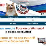 Ежедневная прибыль с Russia Stable