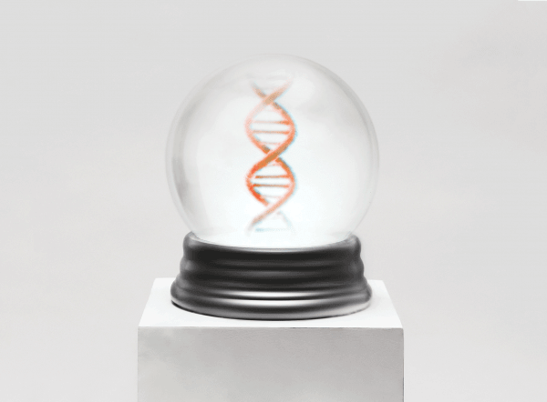 генетические предсказания судьбы