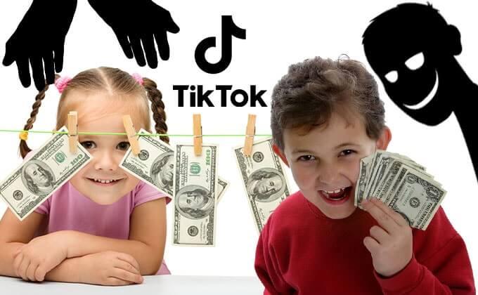 ТикТокеры кидают на деньги